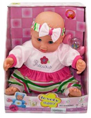 Кукла Shantou Gepai Lovely 36 см поющая танцующая 6927710152239