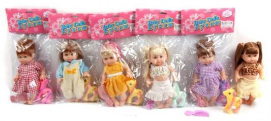 Кукла Shantou Gepai Baby Dolls 21 см со звуком в ассортименте