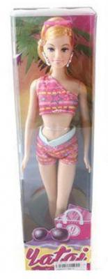 """Кукла Shantou Gepai """"На пляж"""" 29 см 88-5"""