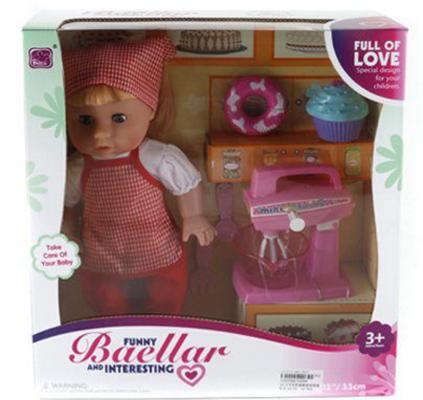 Кукла Shantou Gepai Маленькая хозяйка 31 см — 35808