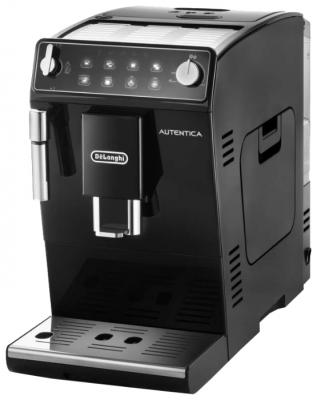 Кофемашина DeLonghi ETAM 29.510.B черный delonghi autentica etam 29 510 sb silver black