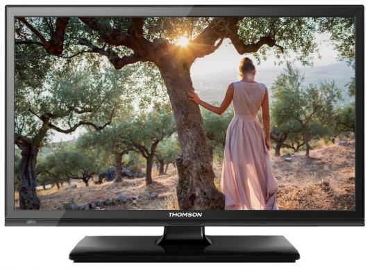 Телевизор Thomson T19E20DH-01B черный