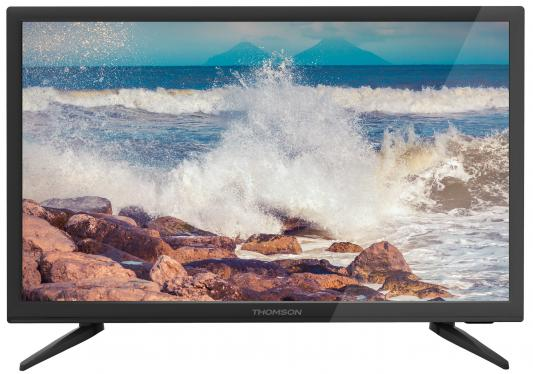 Телевизор Thomson T22D16DF-01B черный