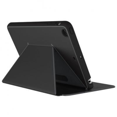 Чехол Speck StyleFolio для iPad mini 4 чёрный серый 73884-B565