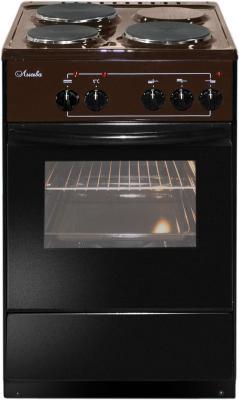 Электрическая плита Лысьва ЭП 301 коричневый электрическая плита лысьва эп 301 эмаль коричневый [эп 301 brown]