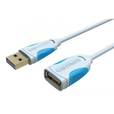 Кабель удлинительный USB 2.0 AM-AF 3.0м Vention VAS-A05-S300 серый ножки ravak evolution cy10000000
