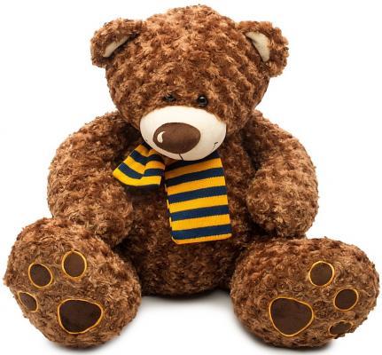 Мягкая игрушка медведь Fluffy Family Тошка плюш коричневый 60 см