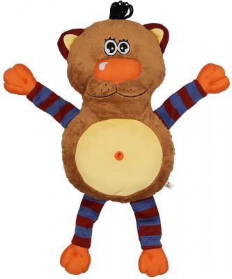Подушка-игрушка кот Fluffy Family Кот текстиль разноцветный 60 см 6927226811705