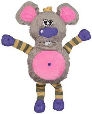 Подушка-игрушка мышь Fluffy Family Мышь текстиль разноцветный 60 см 6927226811736