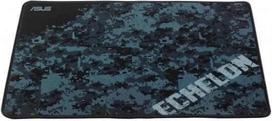 Коврик для мыши Asus Echelon камуфляж/черный 90YH0031-BDUA00