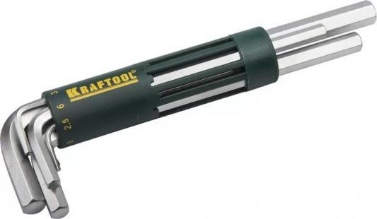 Набор ключей имбусовых Kraftool Expert 8шт 27430-2_z01 пила kraftool katran precision 1 15194 18 22