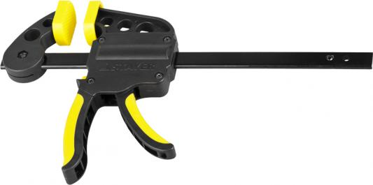 Струбцина Stayer Profi ручная пистолетная 150мм 32242-15 набор напильников stayer profi 2 150мм 1681 15 h5 z01