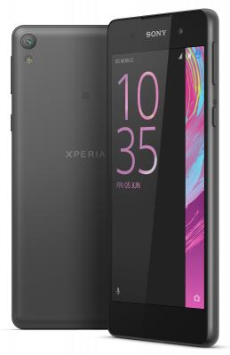 Смартфон SONY Xperia E5 черный 5 16 Гб NFC LTE Wi-Fi GPS 3G F3311 смартфон sony xperia xa1 ultra dual