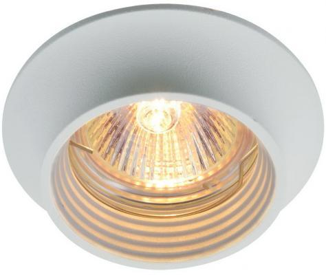Встраиваемый светильник Arte Lamp Cromo A1061PL-1WH встраиваемый светильник arte lamp cromo a1058pl 1wh