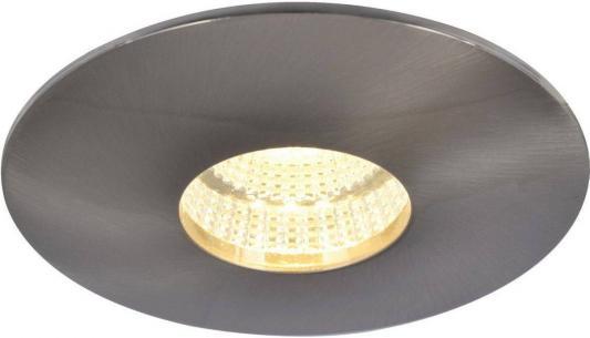 Встраиваемый светодиодный светильник Arte Lamp Track Lights A5438PL-1SS arte lamp встраиваемый светодиодный светильник arte lamp track lights a5438pl 1wh