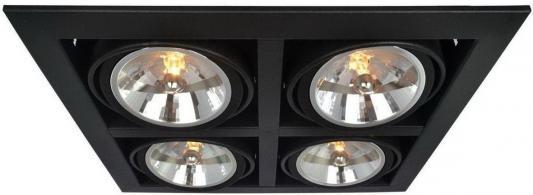 Встраиваемый светильник Arte Lamp Cardani A5935PL-4BK