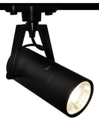 Трековый светильник Arte Lamp Track Lights A6210PL-1BK