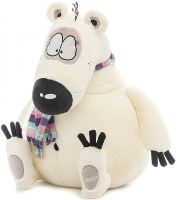 Мягкая игрушка медведь FANCY Топа искусственный мех бежевый 54 см мягкая игрушка fancy медведь сержик