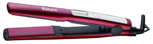 Выпрямитель волос Saturn ST-HC 0321 красный