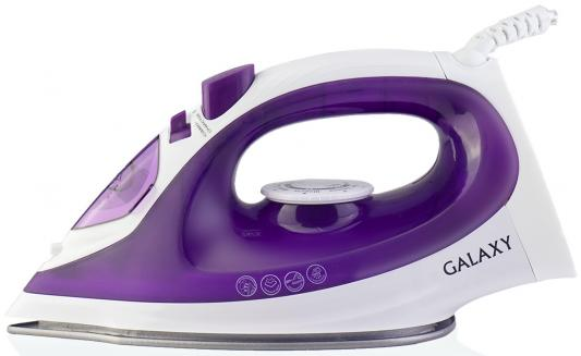 Утюг GALAXY GL6101 2200Вт фиолетовый