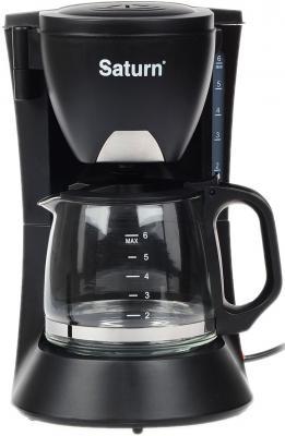 Кофеварка Saturn ST-CM7085 черный