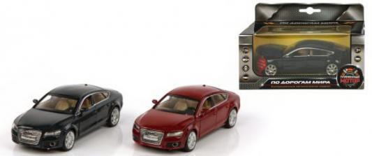 Автомобиль Пламенный мотор Audi A7 1:32 в ассортименте 4891761238063