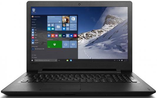 "Ноутбук Lenovo IdeaPad 110-15ACL 15.6"" 1366x768 AMD A6-7310 80T7009DRK"
