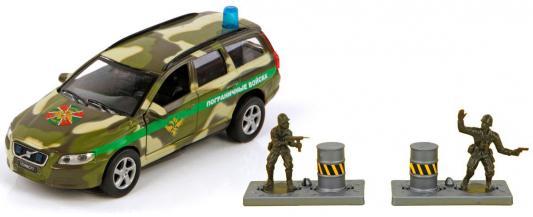 Войска Пламенный мотор Volvo Пограничные войска камуфляж 18.5 см 870079