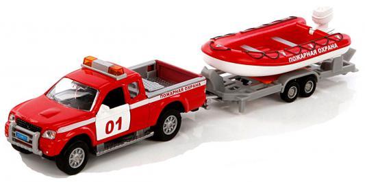 Машина Пламенный мотор Mitsubishi Пожарная охрана красный 31 см 870106