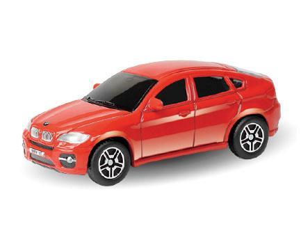 Автомобиль Autotime BMW X6 1:64 цвет в ассортименте в ассортименте 49940