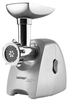 Электромясорубка Zelmer ZMM2084XRU 260 Вт серебристый zelmer а919 0080 00