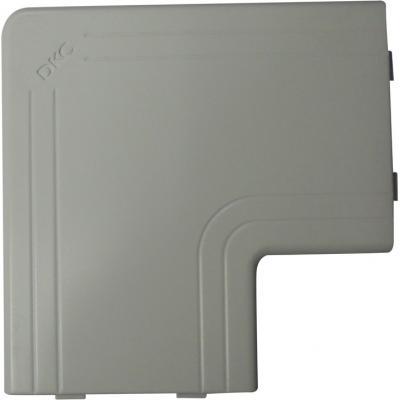 Угол плоский DKC 01745 NPAN 100x60мм белый  угол изменяемый внешний dkc 1шт серый 01052