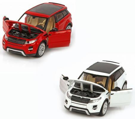 Автомобиль Пламенный мотор Range Rover Evoque 1:32 в ассортименте 4891761238063