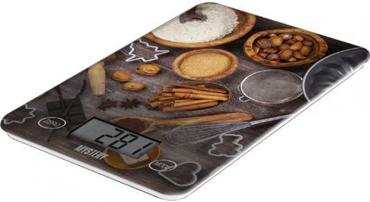 Весы кухонные MYSTERY MES-1820 рисунок