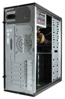Корпус ATX Crown CMC-C500 450 Вт чёрный