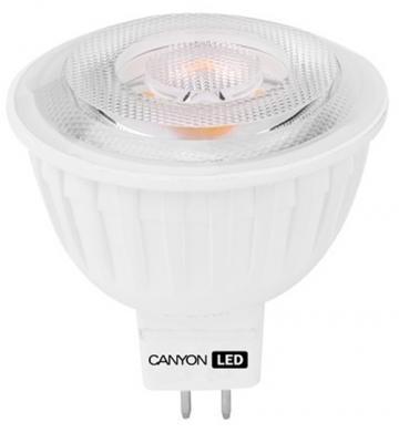 Лампа светодиодная рефлекторная Canyon MRGU53/8W230VW60 GU5.3 7.5W 2700K AE27FR9W230VW