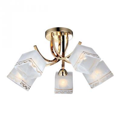 Потолочная люстра Arte Lamp 5 A6119PL-5GO
