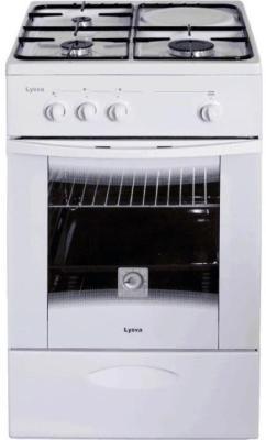 Газовая плита Лысьва ГП 300 МС СТ-2у белый электрическая плита лысьва эп 301 wh