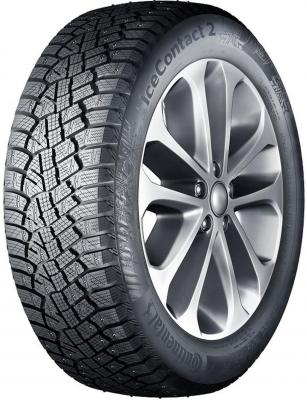 Шина Continental IceContact 2 SUV 285/60 R18 116T шина continental icecontact 2 225 45 r18 95t xl