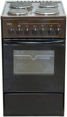 Электрическая плита Лысьва ЭП 43Р3 коричневый