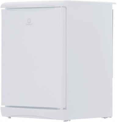 Холодильник Indesit TT 85 001 белый однокамерный холодильник indesit tt 85 t
