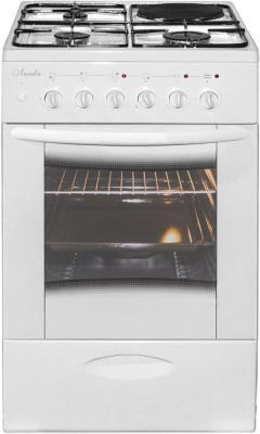 Комбинированная плита Лысьва ЭГ 1/3г01 МС-2у белый электрическая плита лысьва эп 301 wh