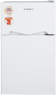 Холодильник Kraft BC(W)-91 белый двухкамерный холодильник kraft bc w 91