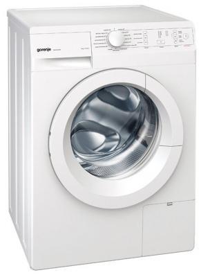 Стиральная машина Gorenje W72ZX1/R белый без резервуара стиральная машина gorenje w72zx1 r sp внешний резервуар белый