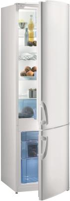 где купить Холодильник Gorenje RK41200W белый дешево