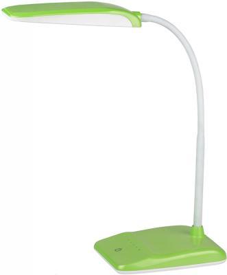 цена на Настольная лампа ЭРА NLED-447-9W-GR зеленый ФИКСИКИ