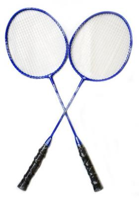 Спортивная игра X-Match бадминтон 635048 lover enpex три положить на бадминтон clapper пластиковые сетки плюшевые ручной работы бадминтон пот свитер с голубой