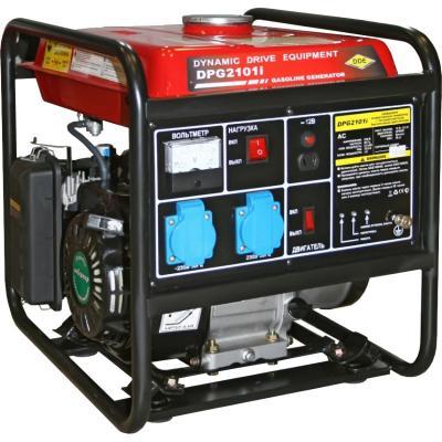 Купить Генератор DDE DPG2101i бензиновый