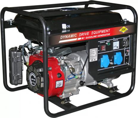 Генератор DDE GG3300 бензиновый цена и фото