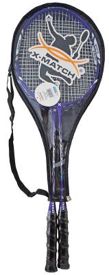 Спортивная игра X-Match бадминтон 635050 lover enpex три положить на бадминтон clapper пластиковые сетки плюшевые ручной работы бадминтон пот свитер с голубой